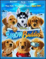 Snow Buddies [2 Discs] [Blu-ray/DVD]