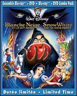 Snow White and the Seven Dwarfs [Blu-ray/DVD]