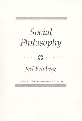 Social Philosophy - Feinberg, Joel