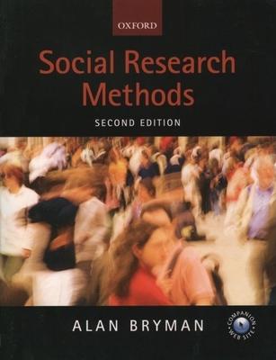 Social Research Methods -
