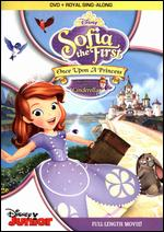 Sofia the First: Once Upon a Princess [With Book] -