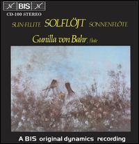 Solflöjt - Eva Nordenfelt (harpsichord); Gunilla von Bahr (flute); Hans Fagius (organ); Jan-Olav Wedin (violin); Karin Langebo (harp);...