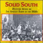 Solid South: Western Swing On Los Angeles Radio 1950s - Various Artists