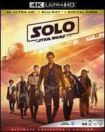 Solo: A Star Wars Story [4K Ultra HD Blu-ray/Blu-ray]