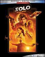 Solo: A Star Wars Story [Includes Digital Copy] [Blu-ray]