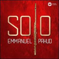 Solo - Emmanuel Pahud (flute)