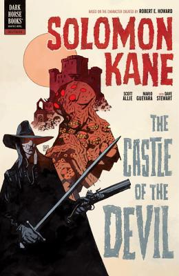 Solomon Kane Volume 1: The Castle Of The Devil - Allie, Scott