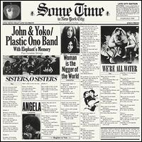 Some Time in New York City [LP] - John Lennon / Yoko Ono / Plastic Ono Band