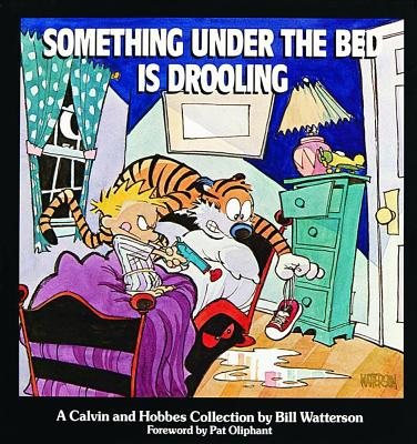 Something Under the Bed is Drooling - Watterson, Bill