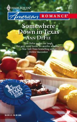 Somewhere Down in Texas - DeFee, Ann
