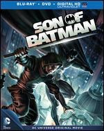 Son of Batman [2 Discs] [Includes Digital Copy] [UltraViolet] [Blu-ray/DVD]