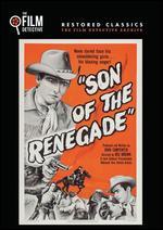 Son of the Renegade - Reg Brown