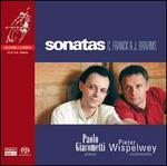 Sonatas: C. Franck & J. Brahms