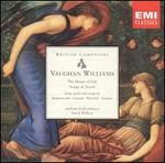 Song Cycles and Songs by Vaughan Williams, Warlock, Butterworth and Gurney