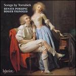 Songs by Tomásek