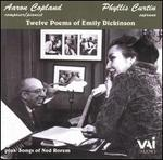 Songs of Copland & Rorem