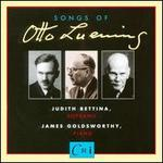 Songs of Otto Luening