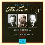 Songs of Otto Luening