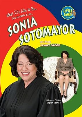 Sonia Sotomayor - Gagne, Tammy