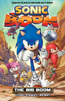 Sonic Boom, Volume 1: The Big Boom - Sonic Scribes
