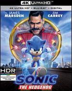 Sonic the Hedgehog [Includes Digital Copy] [4K Ultra HD Blu-ray/Blu-ray]