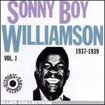 Sonny Boy Williamson, Vol. 1 (1937-1939)
