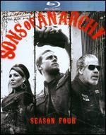 Sons of Anarchy: Season 4 [3 Discs] [Blu-ray]