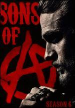 Sons of Anarchy: Season Six [5 Discs]