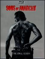 Sons of Anarchy: The Final Season [4 Discs] [Blu-ray]