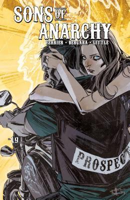 Sons of Anarchy Vol. 5 - Ferrier, Ryan, and Bergara, Matias (Illustrator), and Sutter, Kurt (Creator)