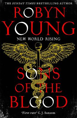 Sons of the Blood: New World Rising Series Book 1 - Young, Robyn