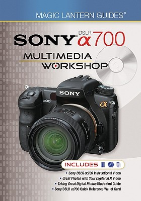 Sony DSLR a700 Multimedia Workshop - Lark Books (Creator)