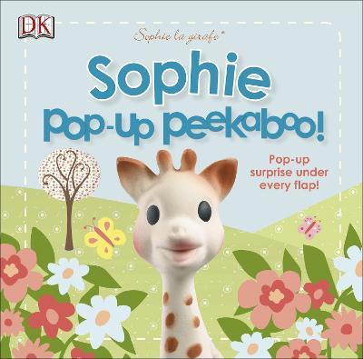 Sophie La Girafe Sophie Pop Up Peekaboo! - DK