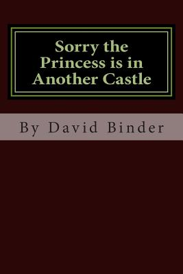 Sorry the Princess Is in Another Castle: A Real Video Game Adventure - Binder, David H
