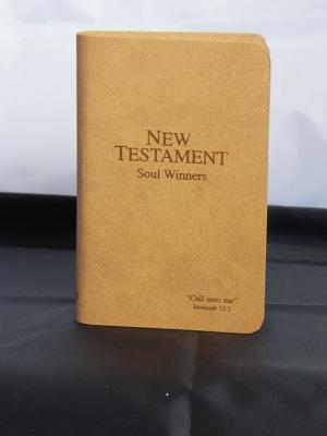 Soul Winner's New Testament-KJV - National Publishing Company (Creator)