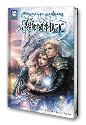 Soulfire: Shadow Magic, Volume 1 - Hernandez, Vince, and Takeda, Sana