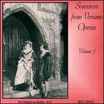Souvenirs from Verismo Operas, Volume 3