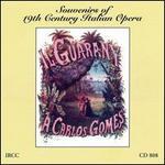 Souvenirs of 19th Century Italian Opera