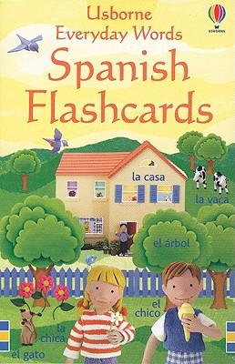 Spanish Flashcards -