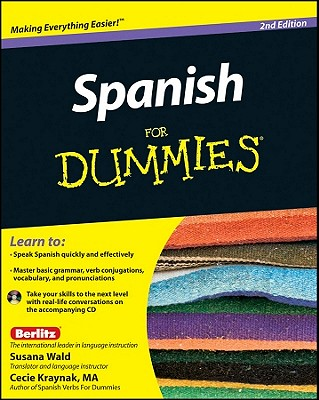 Spanish for Dummies - Wald, Susana, and Kraynak, Cecie