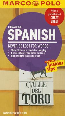 Spanish Phrasebook - Marco Polo