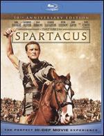 Spartacus [50th Anniversary Edition] [Blu-ray]