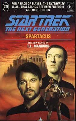 Spartacus - Mancour, T.L.