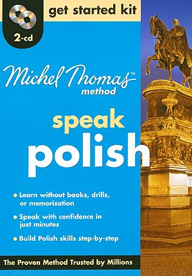 Speak Polish Get Started Kit - Cecula, Jolanta