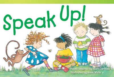 Speak Up! - Carthew, Mark