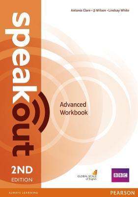 Speakout Advanced 2nd Edition Workbook without Key - Clare, Antonia, and Wilson, J. J., and Williams, Damian