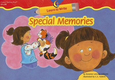 Special Memories - Williams, Rozanne Lanczak