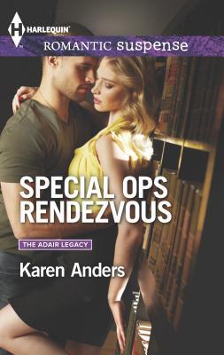 Special Ops Rendezvous - Anders, Karen