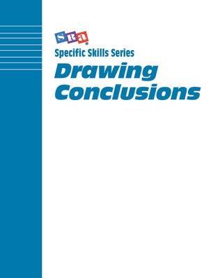 Specific Skills Series, Drawing Conclusions, Book G - Boning, Richard