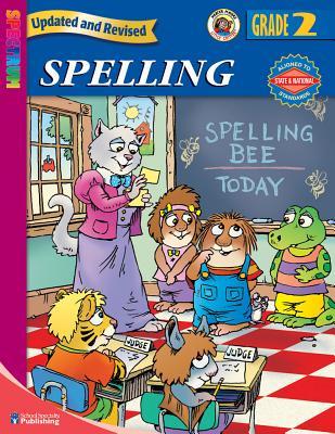 Spectrum Spelling: Grade 2 - Mayer, Mercer